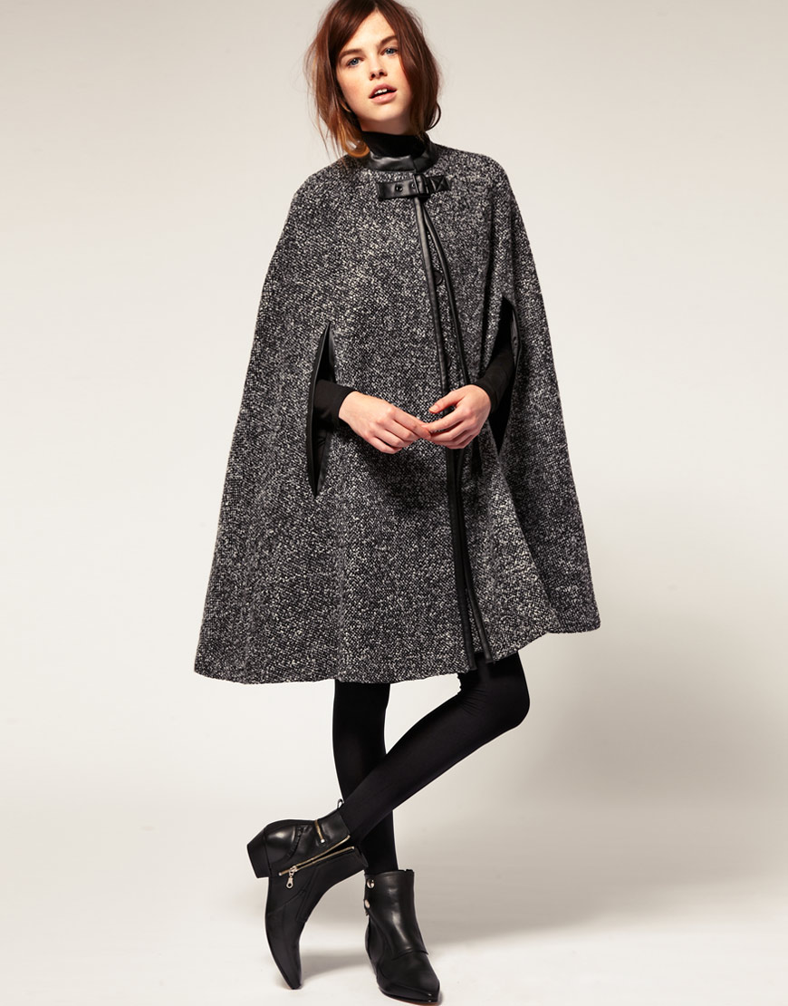 2019 year for lady- Capes stylish for women