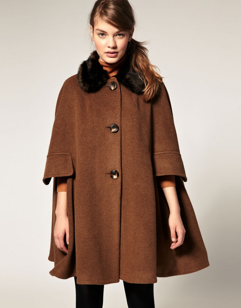 Stylish Coats You Can Wear For The 2011/ 2012 Winter