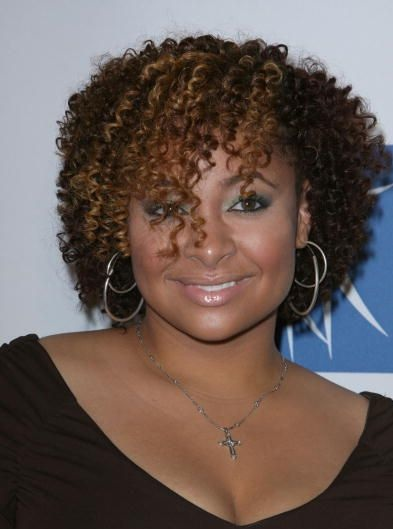 Raven Symone Natural Hair