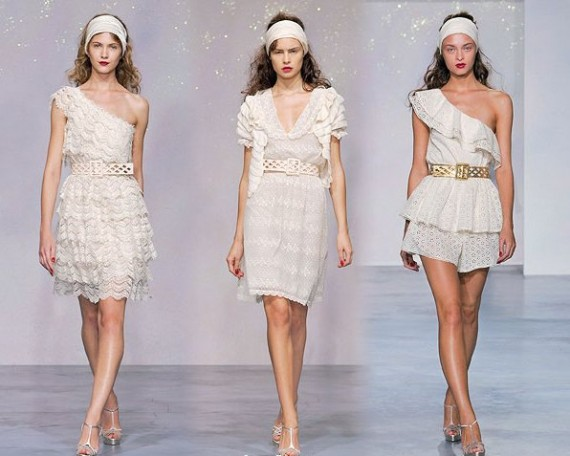2012 Spring and Summer Dresses – 5 Dress Trends To Have in Your Closet