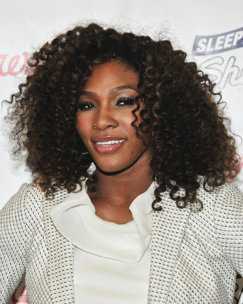 Black Hair Trend Alert - Black Celebs Wearing Curly Weave Hairstyles 2