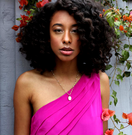 Corinne Bailey Rae Natural Hairstyles 2