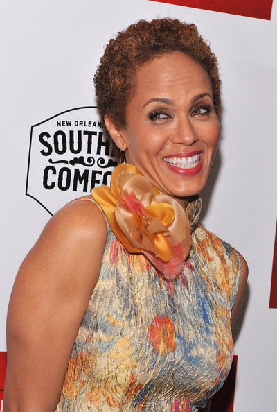 Nicole Ari Parker Wears Natural Hair To Opening Night ...