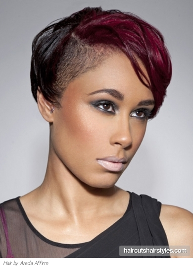 Short Hairstyles / Haircuts for Black Women – The Style News Network