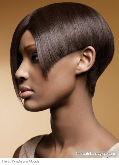 Short Hairstyles Haircuts For Black Women The Style