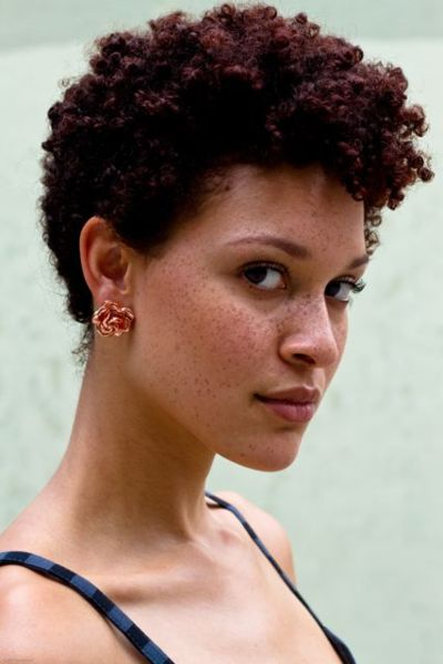 TWA Hairstyles and Hair Idea 2