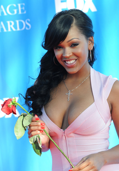 Phenomenal Meagan Good Hairstyles And Haircuts The Style News Network Short Hairstyles Gunalazisus