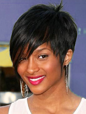 2012 Fall and Winter 2013 Short Hairstyles - Haircut Trends For Black ...