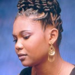 Braided Hairstyles and Hair Ideas For Black Women 7