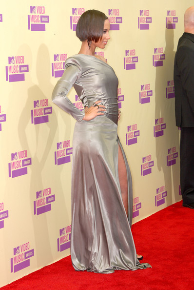 2012 MTV Video Music Awards VMA's Fashion – Alicia Keys