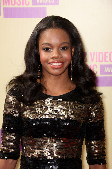 2012 Mtv Video Music Awards VMA'S Fashion – Gabrielle Douglas
