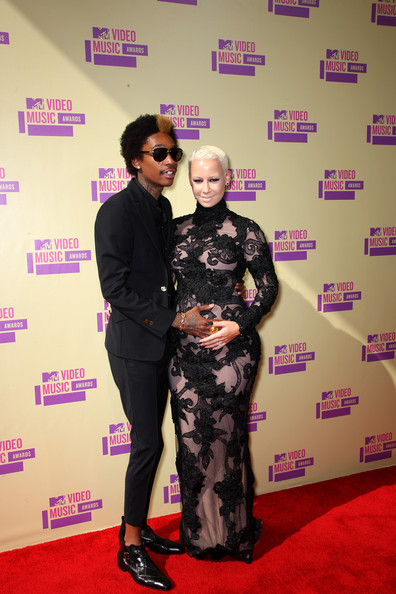 2012 MTV Video Music Awards ( VMA'S ) Fashion – Amber Rose Confirms Pregnancy
