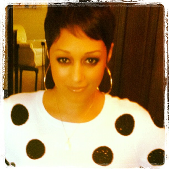 Lets Take Another Look – Tia Mowry With New Short Pixie Haircut
