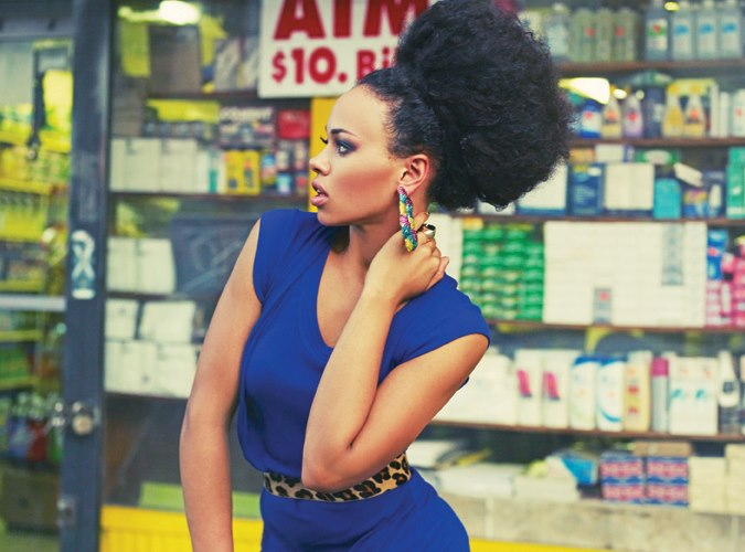 Protective Hairstyles For Black Women - Natural Hair Updos 5