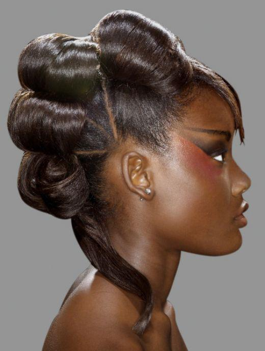 Protective Hairstyles For Relaxed / Texlaxed Hair Textures ? The ...
