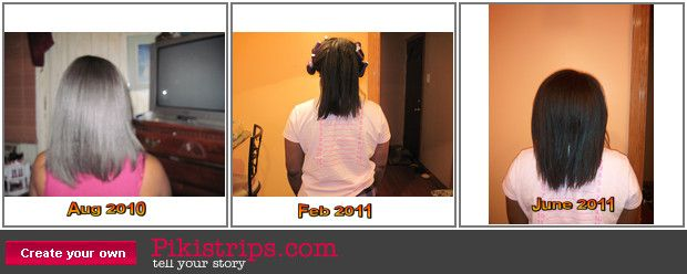My Texlax Hair Journey 2010 – 2012