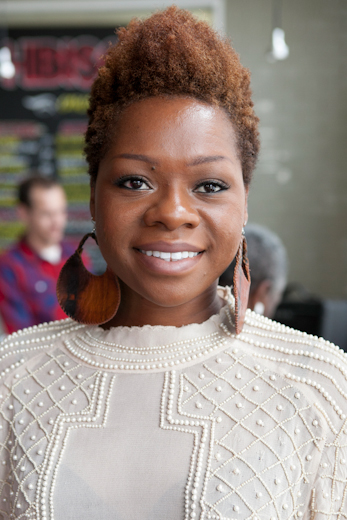 Peachy 2014 Natural Hairstyles For African American Women The Style Short Hairstyles Gunalazisus