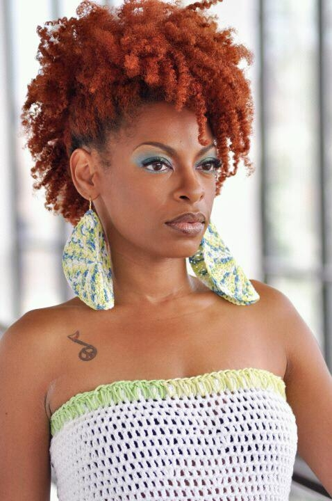 Hairstyles for African American Natural Hair Color