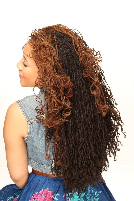 Incredible Dreadlocks And Sisterlocks Hairstyles For Black Women The Style Hairstyles For Men Maxibearus