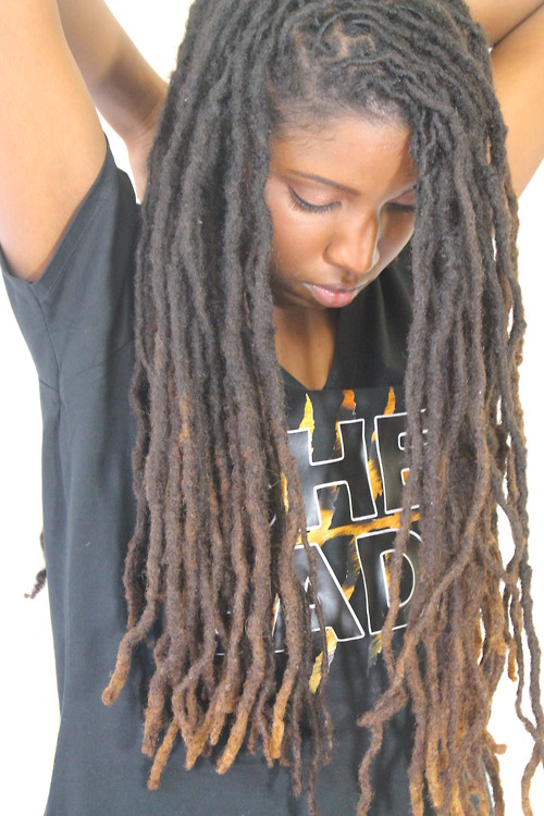 how to make clean looking dreadlocks