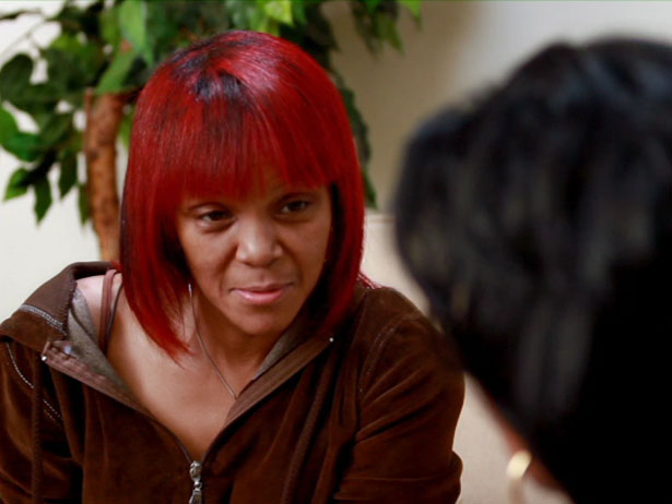 Mama Jones Rocks Two – Toned Hair Trend, Red and Black Hair Color