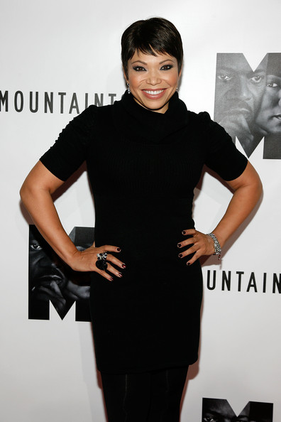 Tisha Campbell-Martin With New Pixie Haircut