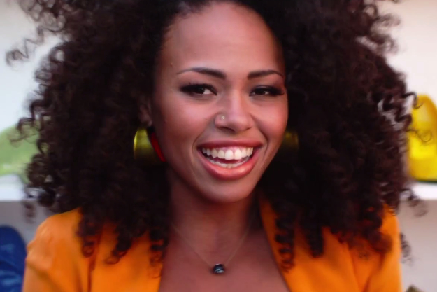 Elle Varner Natural Hairstyles