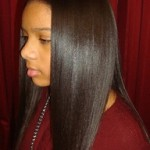 Long Relaxed Hair Inspirations 10