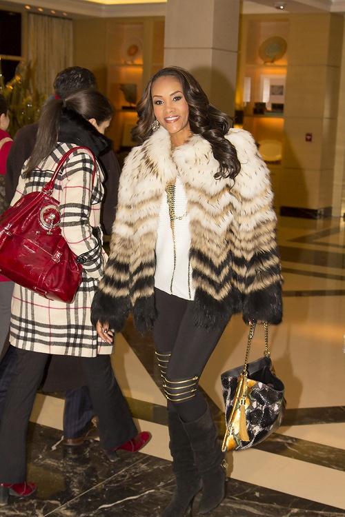 Trend Spotting - Fur Coats 2