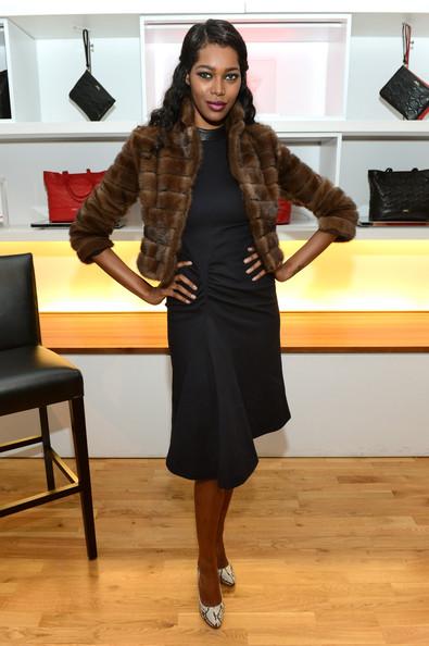 Trend Spotting - Fur Coats 6