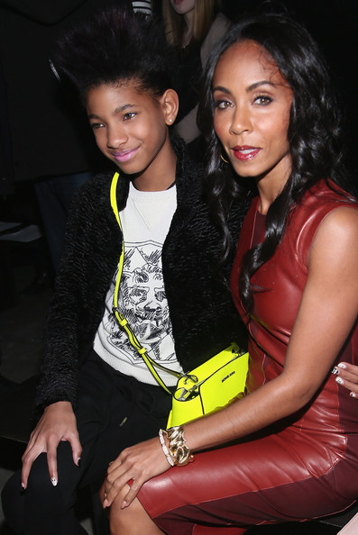 Check Out Willow Smith's Mohawk - Spiky New Hairstyle 2