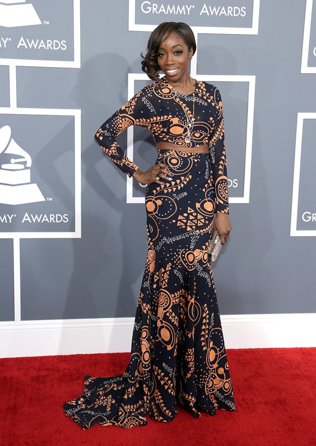 Fashion Looks We Loved At The 2013 Grammy Awards 7