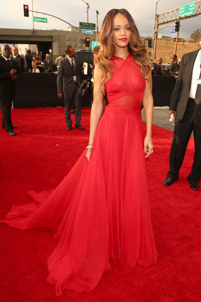 Fashion Looks We Loved At The 2013 Grammy Awards4