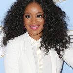 Keke Palmer's Been Rocking A New Curly Hairstyle