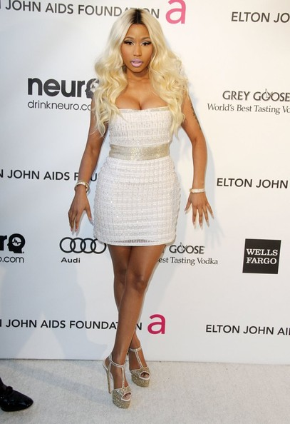 Nicki Minaj Join In On The Exposed Roots Trend 3