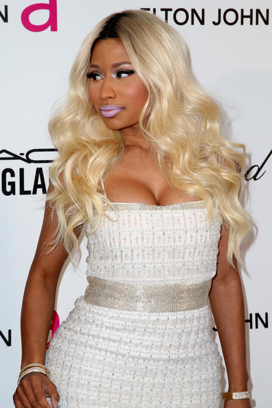 Nicki Minaj Join In On The Exposed Roots Trend 4