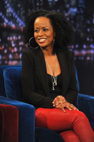 Natural Hair Crush – Tempestt Bledsoe