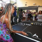 Venus Williams Shakes Up Her Box Braids With Blue Hair Color