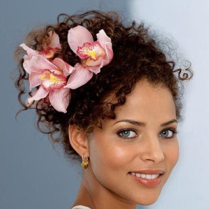 Wedding Hairstyles For Natural Hair 3