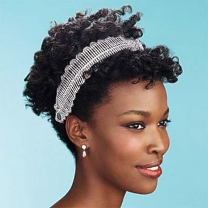 Miraculous Natural Hair Wedding Hairstyles Short Hairstyles For Black Women Fulllsitofus