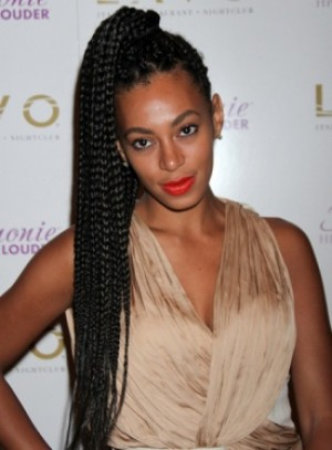 2013 Spring  Summer Hairstyles and Hair Trends for Black Women 2