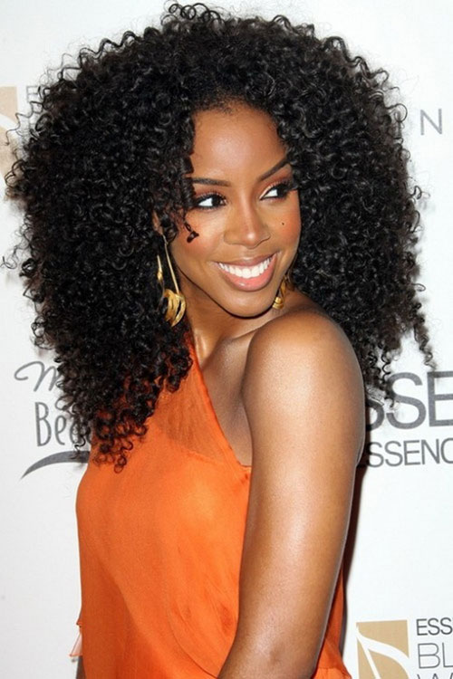 Wondrous 2013 Spring Summer Hairstyles And Hair Trends For Black Women Short Hairstyles For Black Women Fulllsitofus