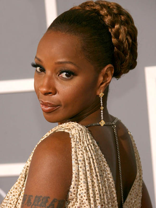 Prom Updo Ideas For Black and African American Women 6