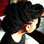 Havana Twists Hairstyles (A Guide To Havana Twists) 4
