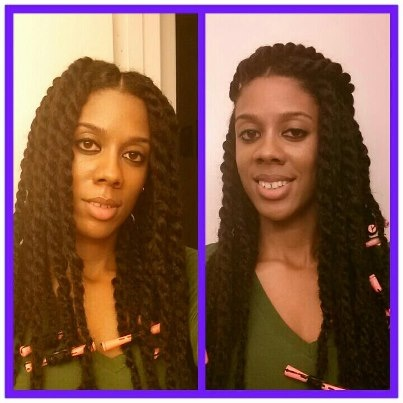 Havana Twists Hairstyles (A Guide To Havana Twists) 5