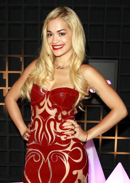 Rita Ora Has A New Look - She Flaunts Longer Strands 2