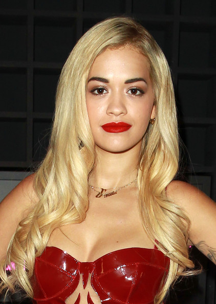 Rita Ora Has A New Look - She Flaunts Longer Strands