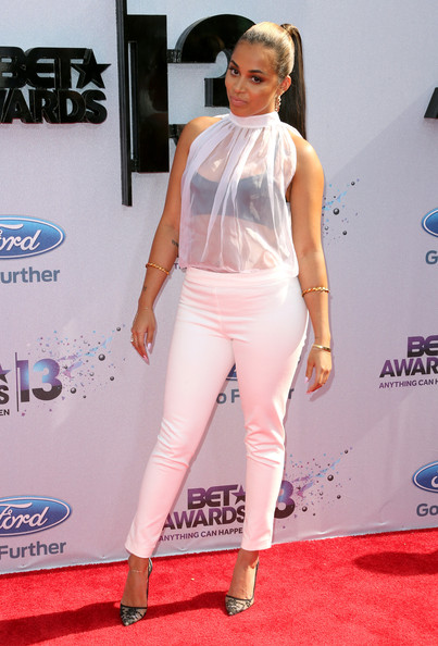 2013 BET Awards Best Dressed Fashion On The Red Carpet 2