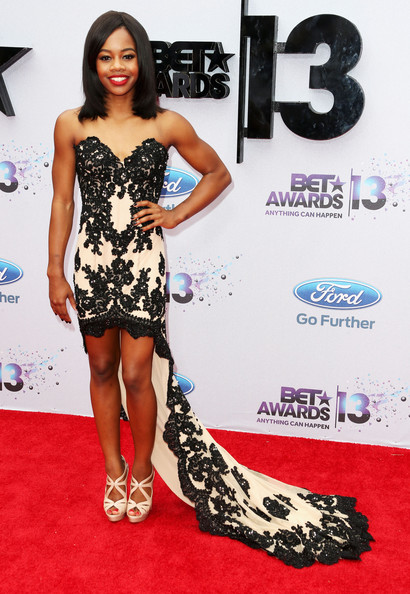2013 BET Awards Best Dressed Fashion On The Red Carpet 4