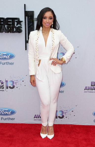 2013 BET Awards Fashion Trend - White Hues